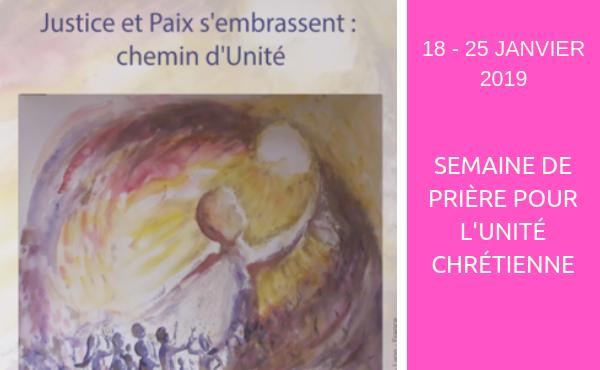 Opus Dei - Justice et Paix s'embrassent : chemin d'unité