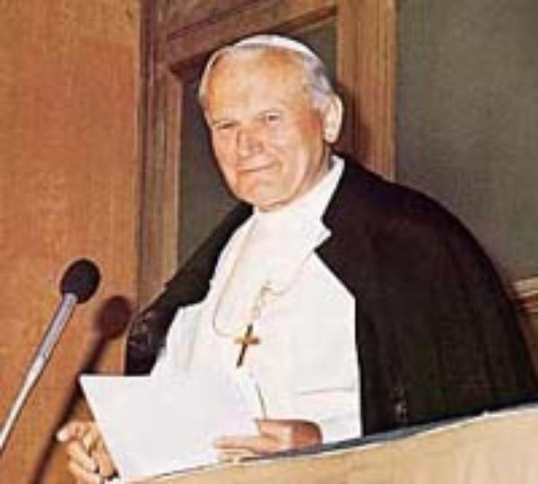 UNIV: 25 years with John Paul II