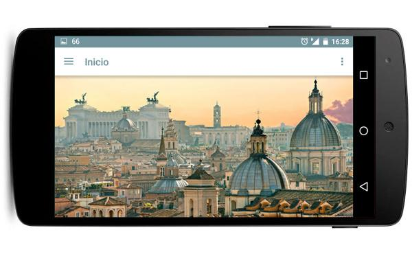 Una app para el Encuentro Internacional UNIV