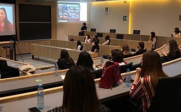 UNIV 2021: en casa pero con el corazón en Roma
