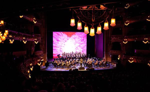 Opus Dei - Concert benèfic per al Raval