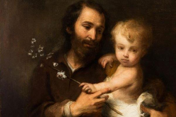 For the Feast of Saint Joseph (Audio)