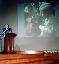 El Dr. Guillermo Lhomann, historiador que conoció a San Josemaría.