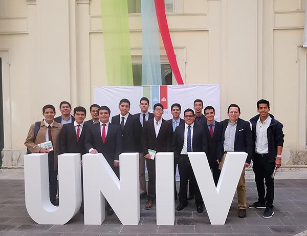 Tres testimonios de un viaje inolvidable UNIV 2019