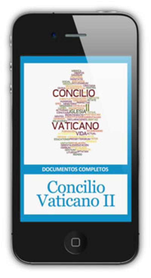 """Livro digital: """"Documentos do Concílio Vaticano II"""""""