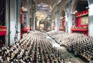 """""""Leggere e vivere i testi del Concilio vuol dire amare la Chiesa intera"""""""