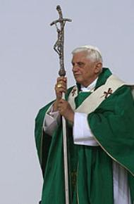 Via Crucis 2007: mensaje de Benedicto XVI