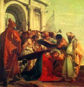 십자가의 길 (2편) 3-4-5-6처