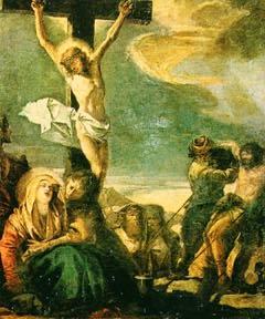 제 12 처 예수님이 십자가 위에서 죽으심