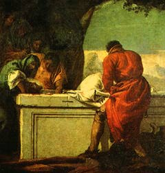 제 14 처  예수께서 무덤에 묻히심