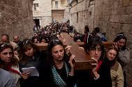 Jerusalém: Via Dolorosa