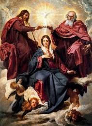 Život Panny Marie (XX): Královna a Paní vesmíru