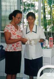 En un barrio de São Paulo, un centro de educación médica