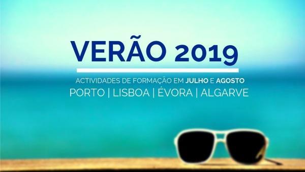 Opus Dei - Atividades de formação em Lisboa, Porto, Évora e Algarve em julho e agosto