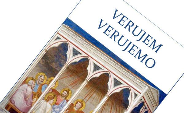 """Opus Dei - """"Verujem, verujemo"""": prelatova e-knjiga ob sklepu leta vere"""
