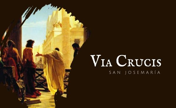Via Crucis con san Josemaría