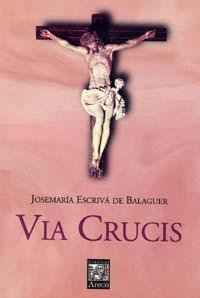 Ett omslag av Korsvägen, skriven av den helige Josemaría.