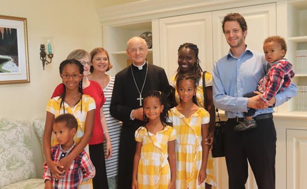 Opus Dei - Il viaggio pastorale del prelato in Canada