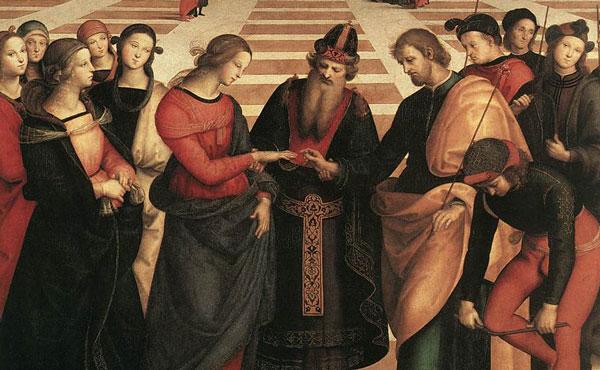Opus Dei - Vida de Maria (IV): Os esponsais com José