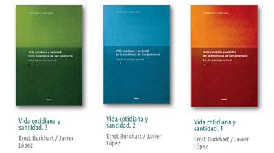 Los tres volúmenes han sido editados en España por Ediciones Rialp.