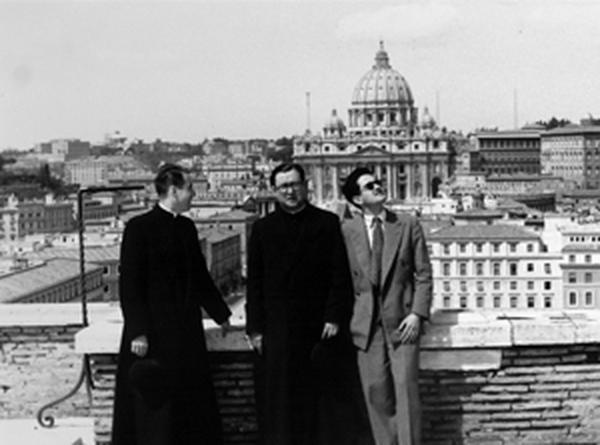 El fundador del Opus Dei viaja a Roma