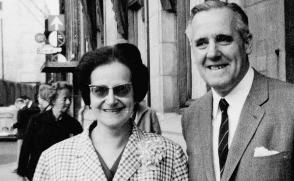 Opus Dei - Edouardo et Laura