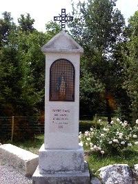 Notre Dame des Champs et des Vignes, en Savoie (près de Myans)