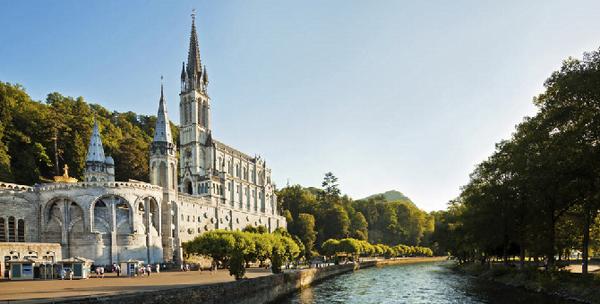 Opus Dei - La Vierge de Lourdes