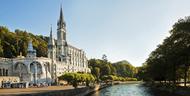 La Vierge de Lourdes