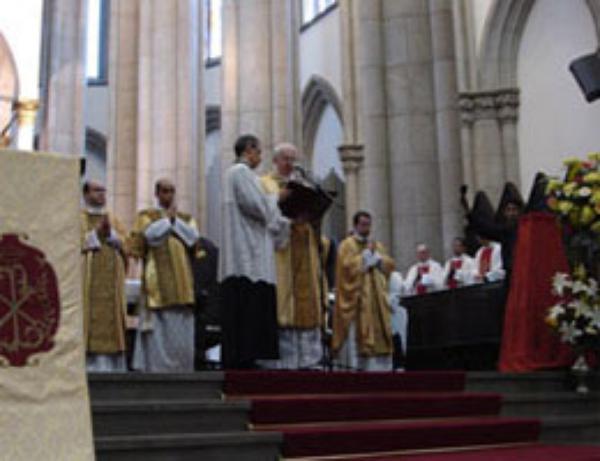 Homilia da Missa de São Josemaria em São Paulo