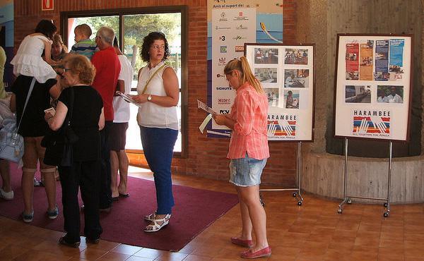 L'escola La Vinya recolza els projectes Harambee amb un concert solidari