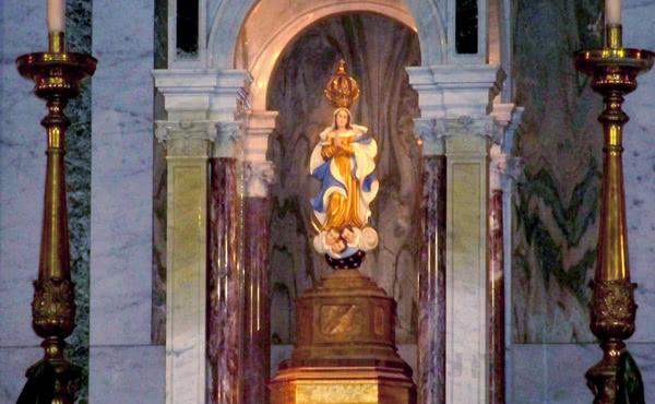 Opus Dei - El 11 de noviembre peregrinación a Florida celebrando la Virgen de los Treinta y Tres