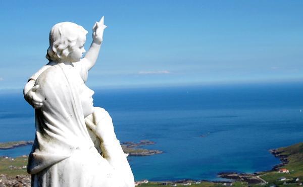 Nova obzorja (5): »K Jezusu po Mariji«