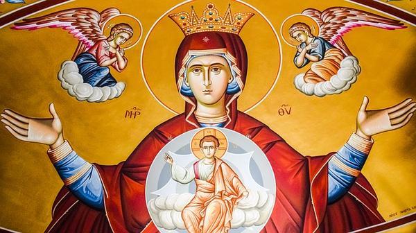 Opus Dei - Neitsyt Maria