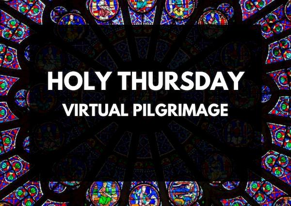Opus Dei - Make a Virtual Visit to 7 Churches #StayHome