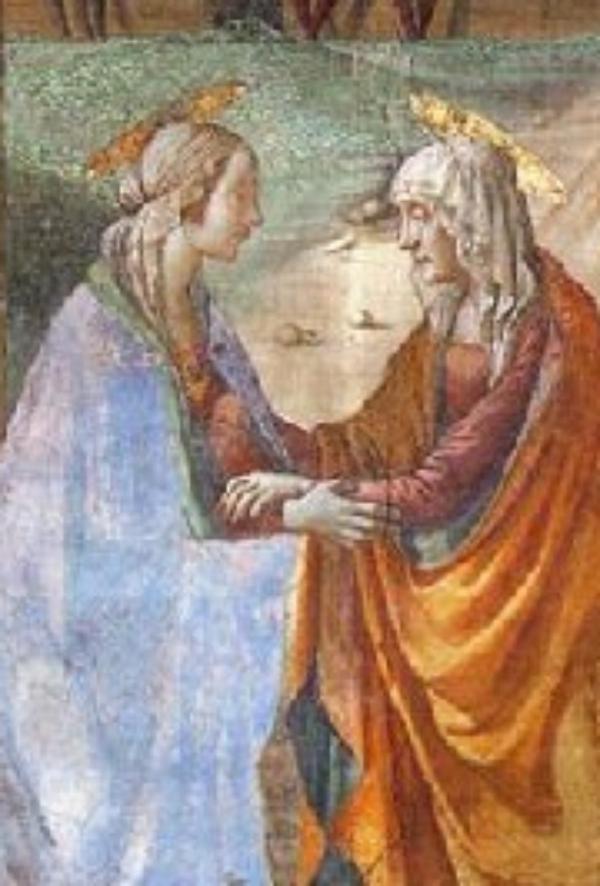 The Visitation: Magisterium, Saints, Poets