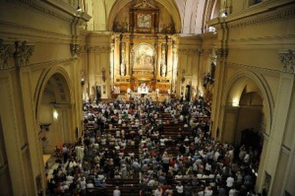 Jean-Paul II et saint Josémaria à Saragosse