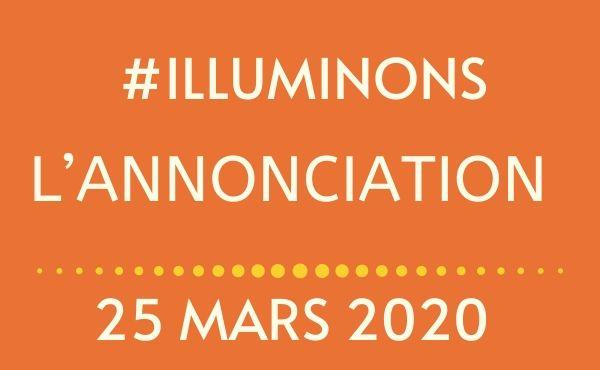 Opus Dei - #Illuminons l'Annonciation : 25 mars 2020