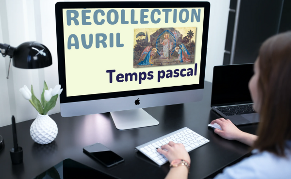 Opus Dei - Récollection Avril (2021)
