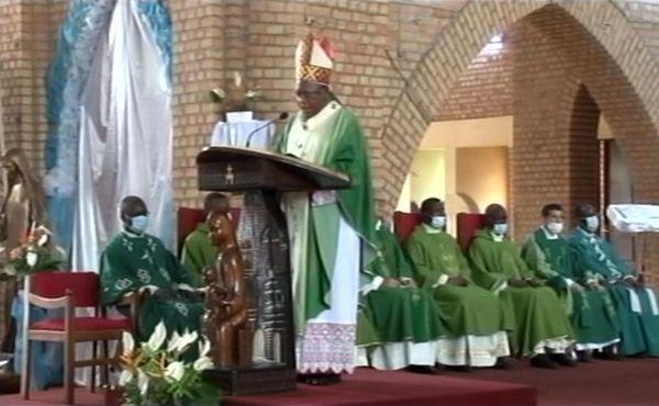 Opus Dei - Messe pour les 40 ans de l'Opus Dei au Congo