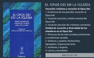 «El Opus Dei en la Iglesia»