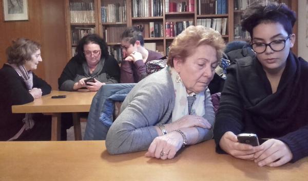 Opus Dei - Volontariato dello smartphone