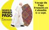 Voyage apostolique du Pape François en Colombie