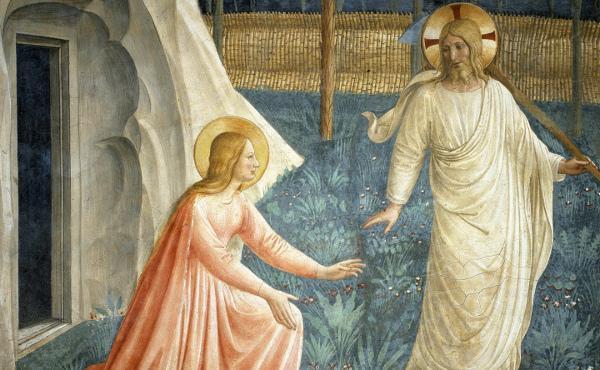Marie-Madeleine, proche du Christ