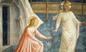 Artículo de Mons. Javier Echevarría sobre santa María Magdalena