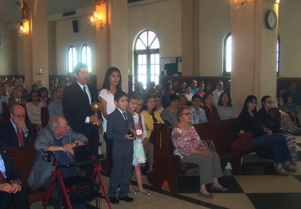 Opus Dei - Celebración en la fiesta del Beato Álvaro