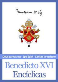 """Libro electrónico: """"Encíclicas de Benedicto XVI"""""""