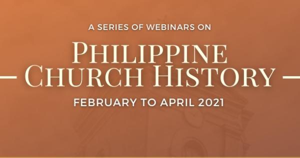 Opus Dei - Webinar on Philippine Catholic Church history
