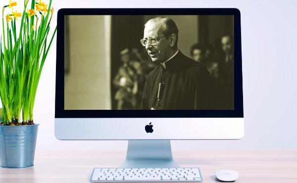 5月12日:福者アルバロの前に祈るためのウェブカメラ