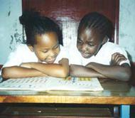 """""""Harambee 2002"""" funds 18 educational projects in Africa"""